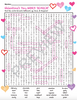 Valentine's Day Word Search!