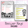 Citizens' Rights & Responsibilities Reading Activity (SS5CG1)