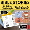 Bible Story Building Challenges