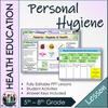 Puberty Personal Hygiene Lesson