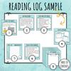 Digital Reading Log - Perfect for Google Classroom