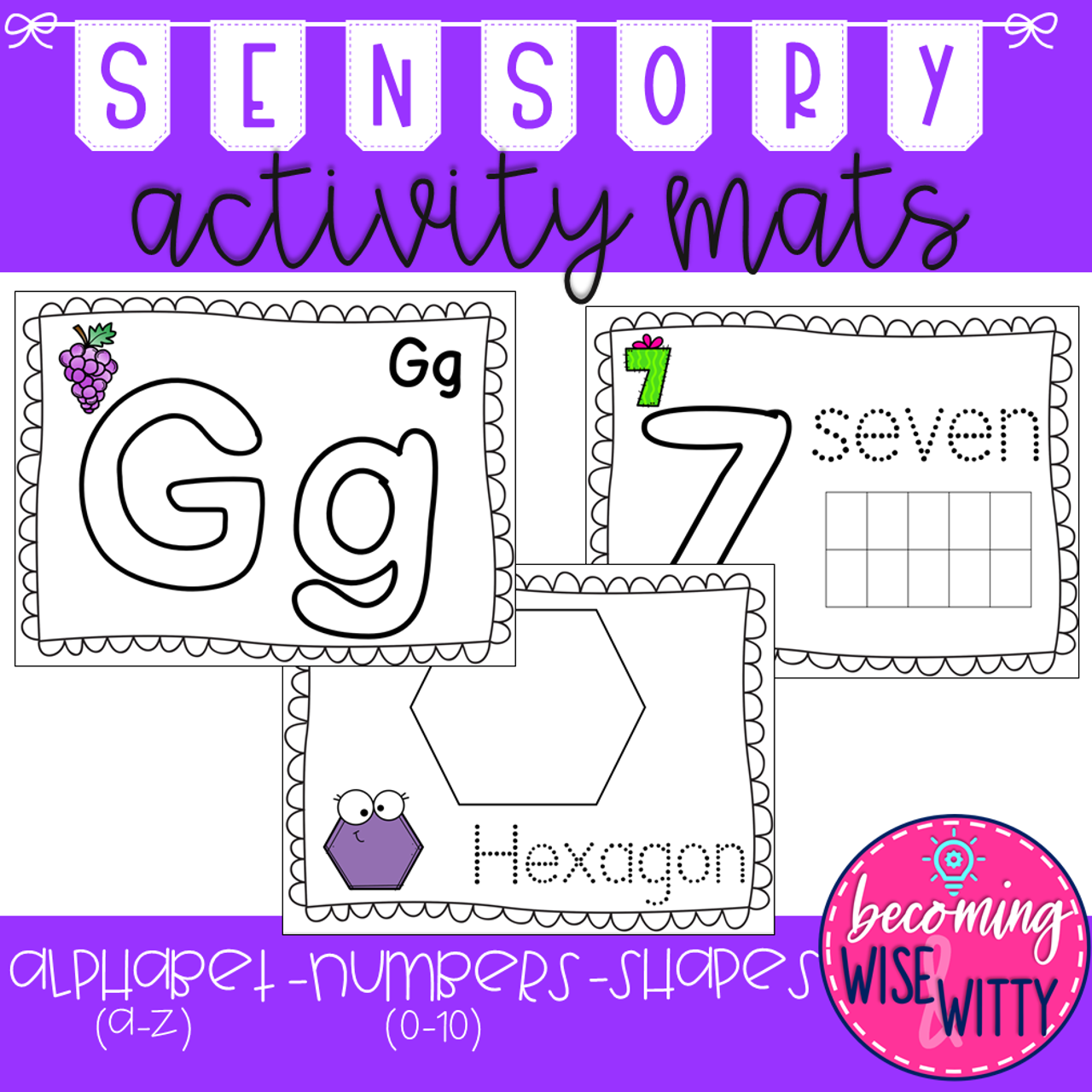 Sensory Activity Mats