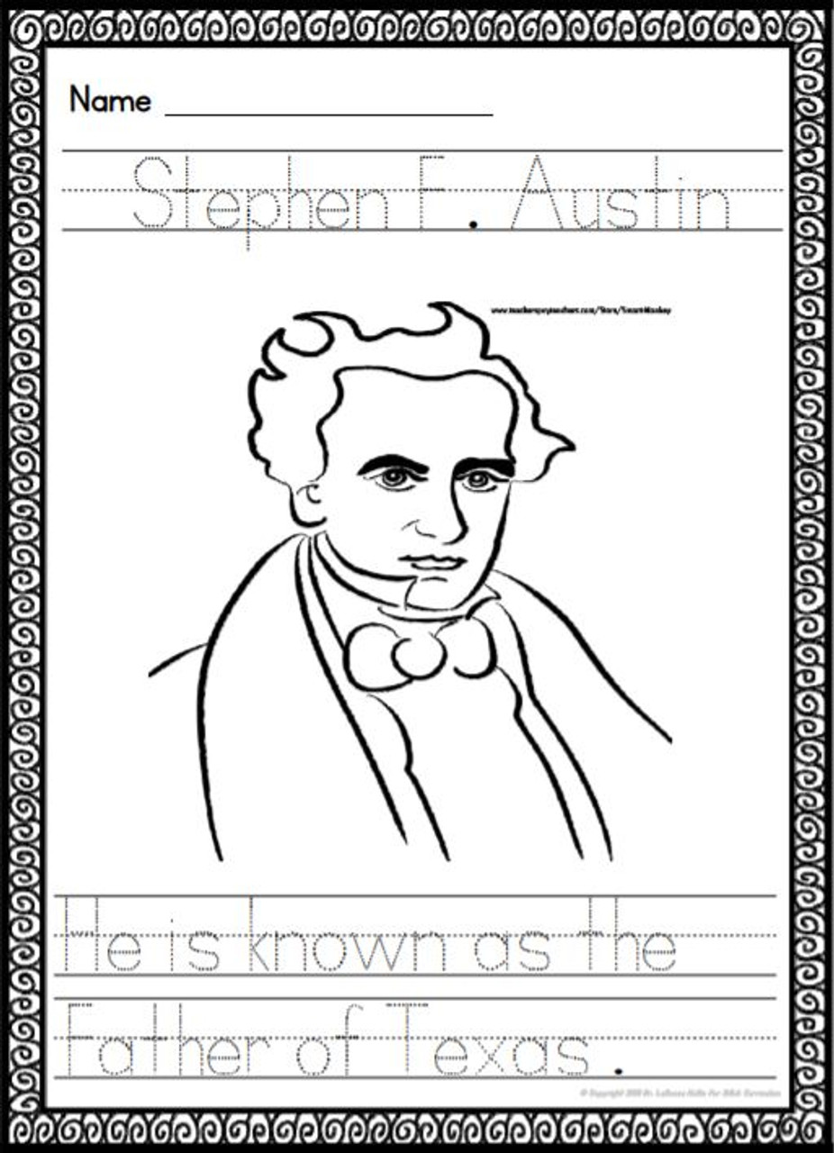 Let's Learn About Stephen F. Austin