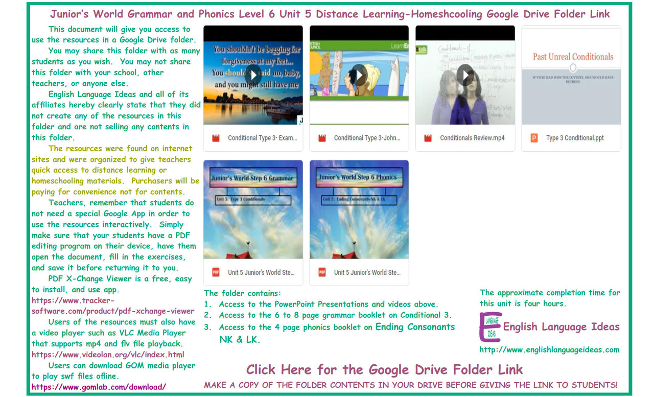 Prefixes & Suffixes and Phonics Distance Learning-Homeschooling Bundle-Google Drive Link
