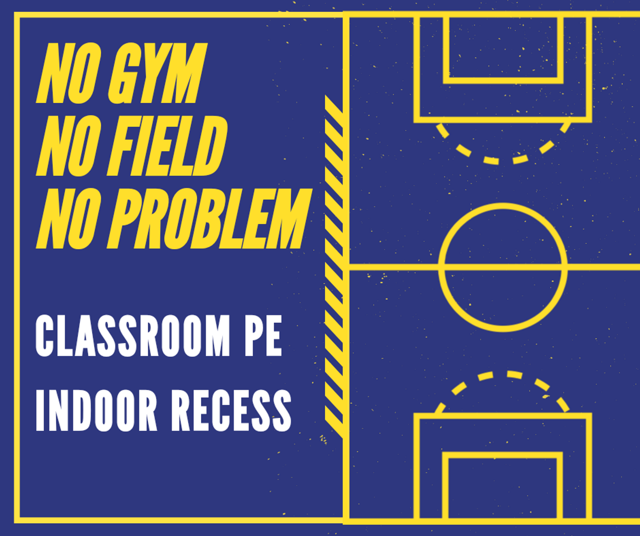 14 Activities to get your students moving in small space.