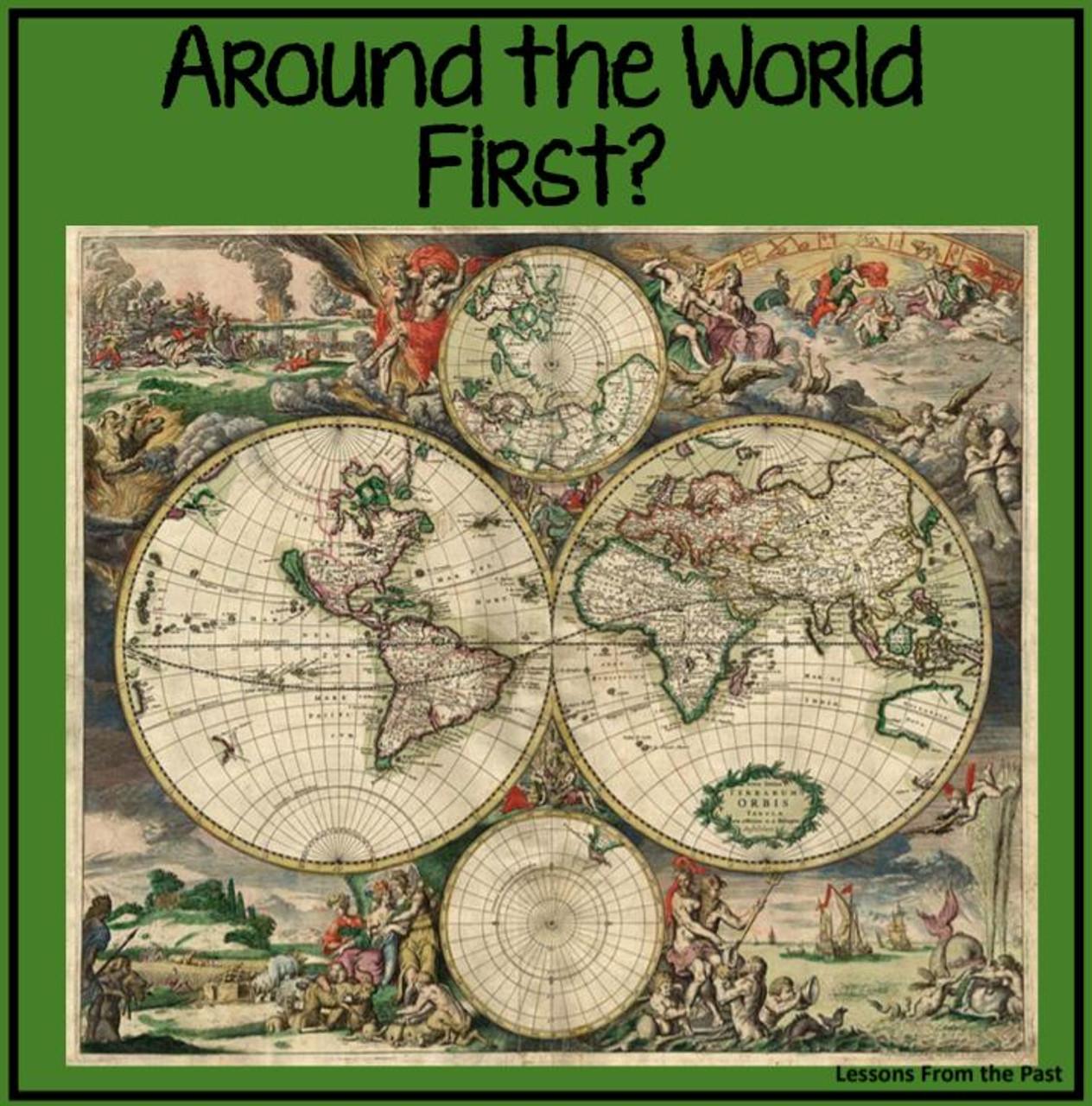 Around the World First - European Explorers - FREE