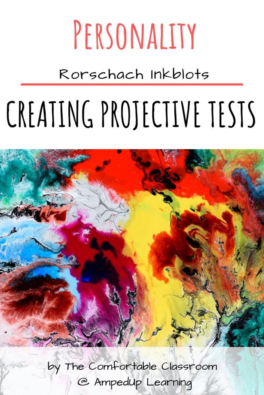 Rorschach Inkblots & Close Reading
