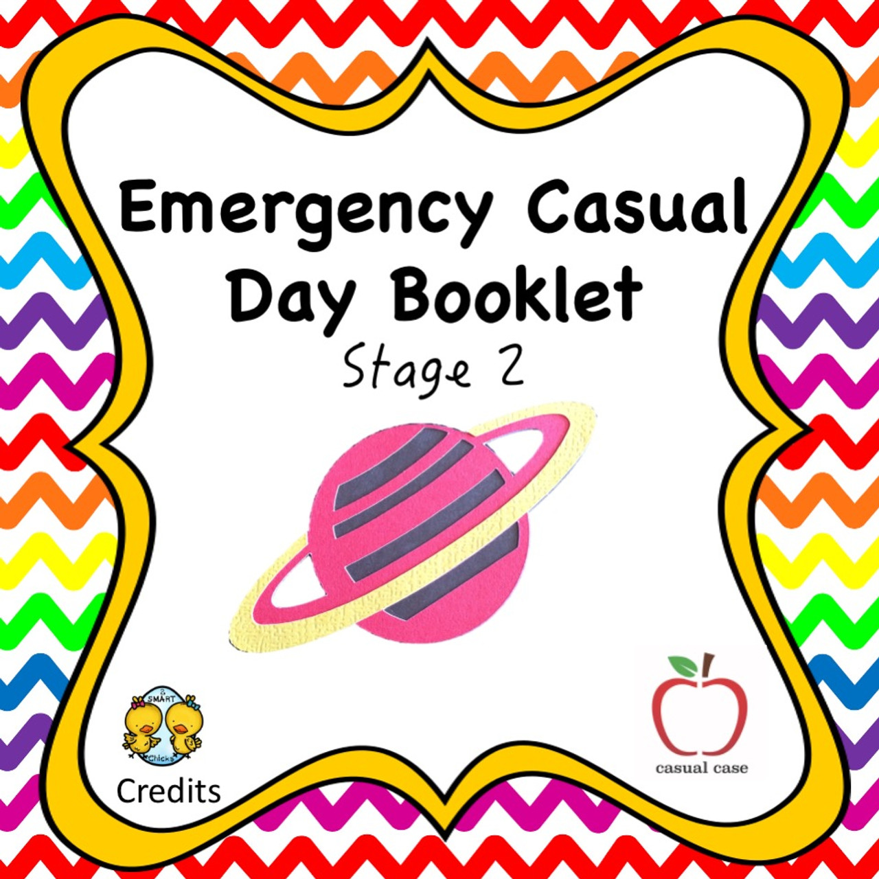 Emergency Casual/Relief/Sub Booklet - Stage 2