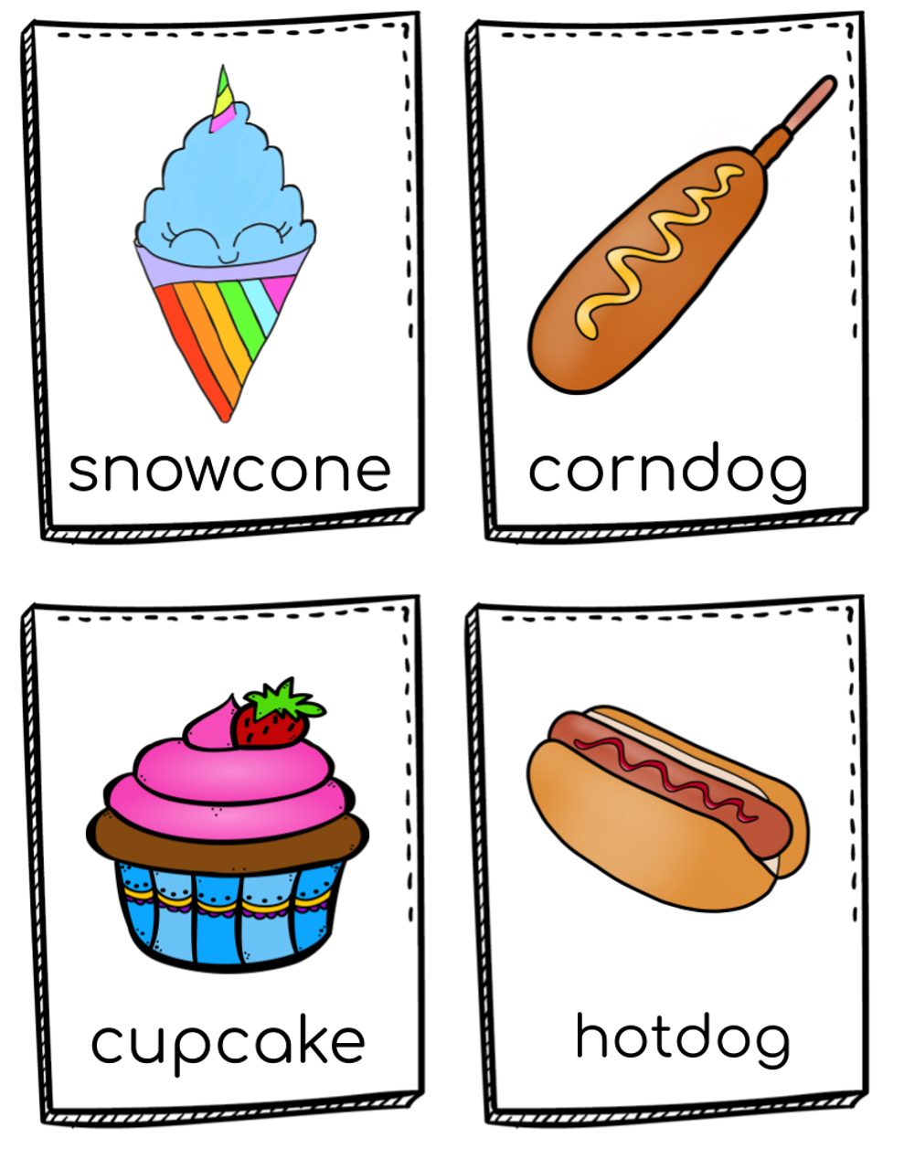 Compound Words Syllable Deletion for Phonological Awareness