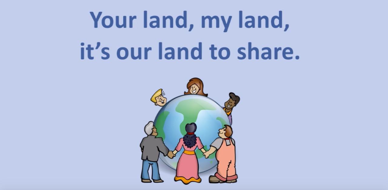 'AUSTRALIA' (Grades 3-7) ~ Curriculum Song Video