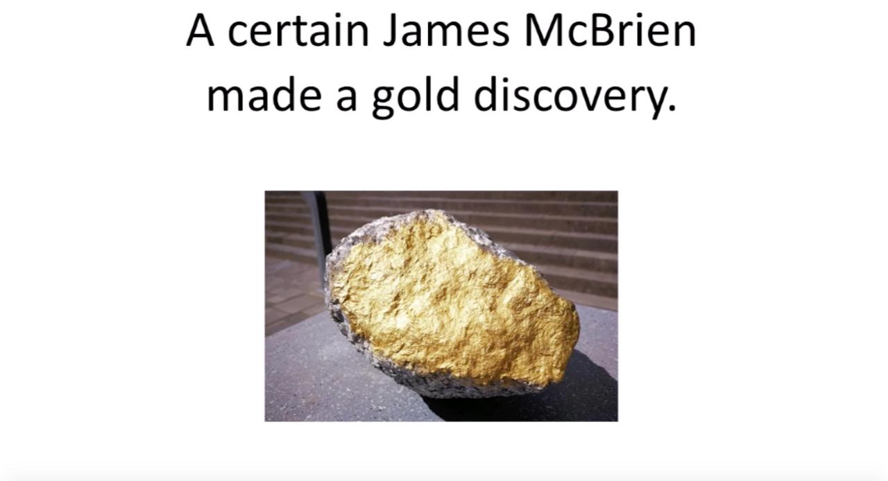 'GOLD FEVER!' (Grades 3-7) ~ Curriculum Song Video