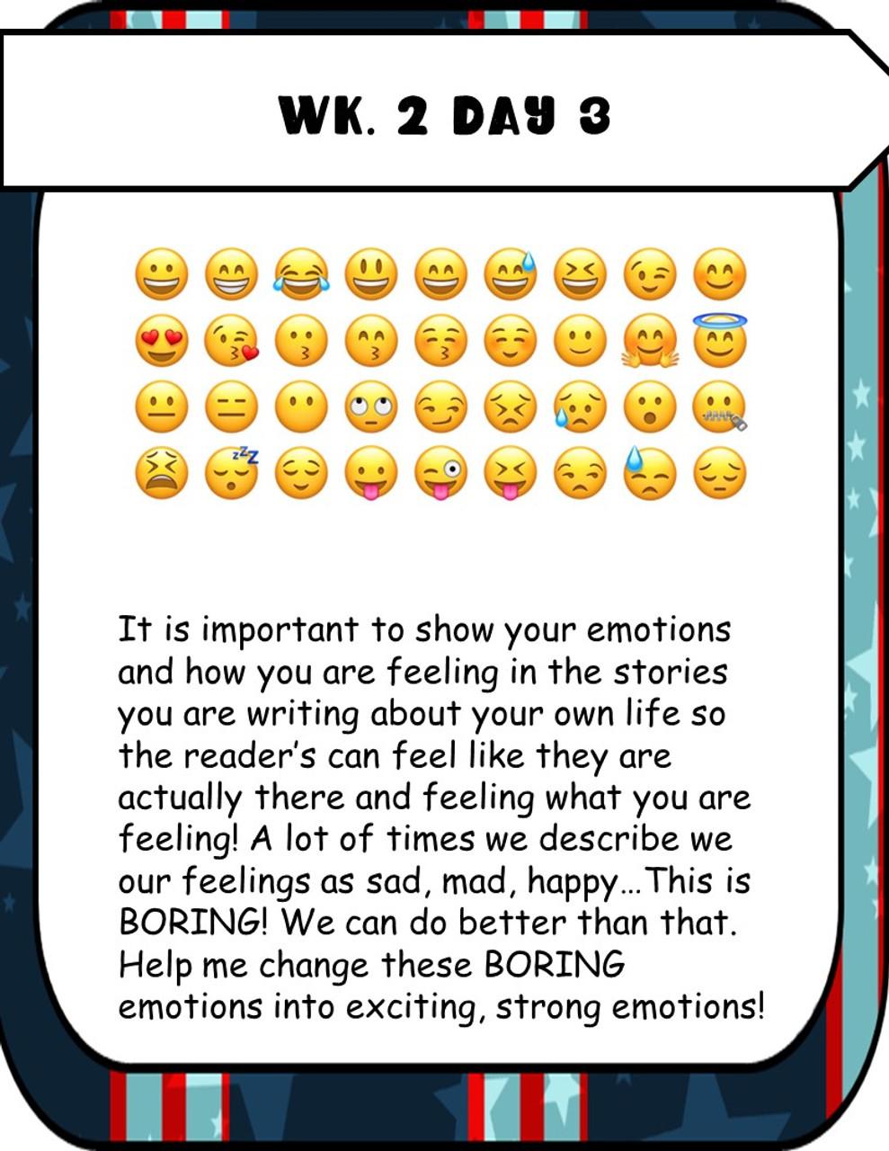 3rd Grade Writing Bundle Digital Learning