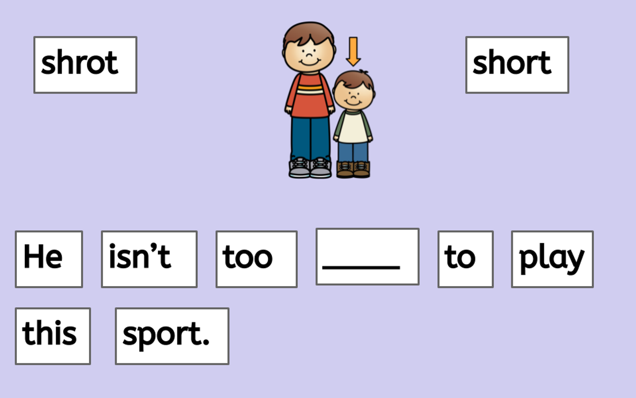 Distance Learning Structured Phonics -OR Word Chains R-Controlled Vowel (Remote Ready Resource)