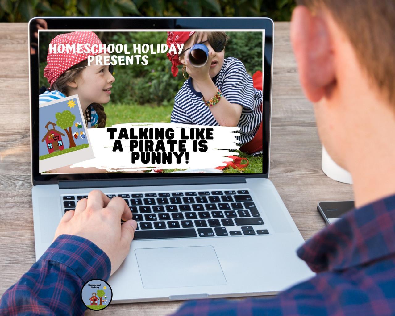 Pirate Jokes and Puns