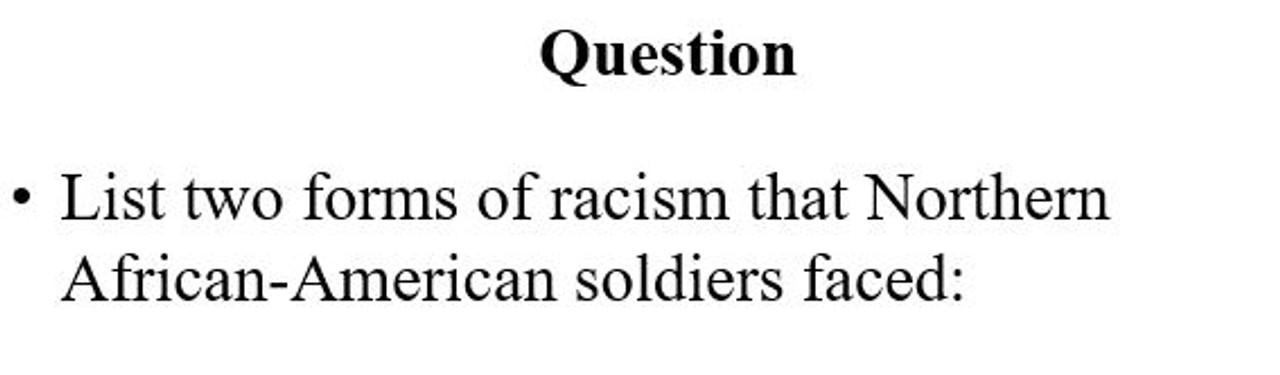Civil War and Reconstruction Quiz Show