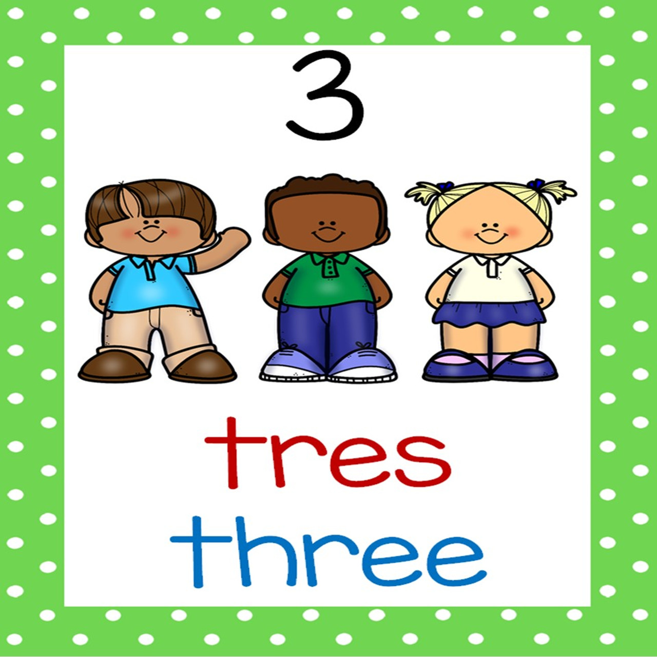 School Clipart Number Wall 1-20- Two sizes to choose: 4.97 x 7.5 inches and 10 x 7.5 inches. These number cards are a great way to reinforce number recognition and object-number correspondence.
