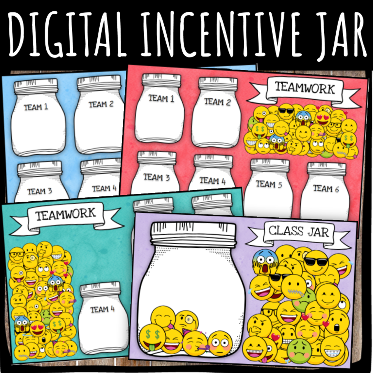 Digital Class Reward and Incentive for Distance Learning (Google Classroom)