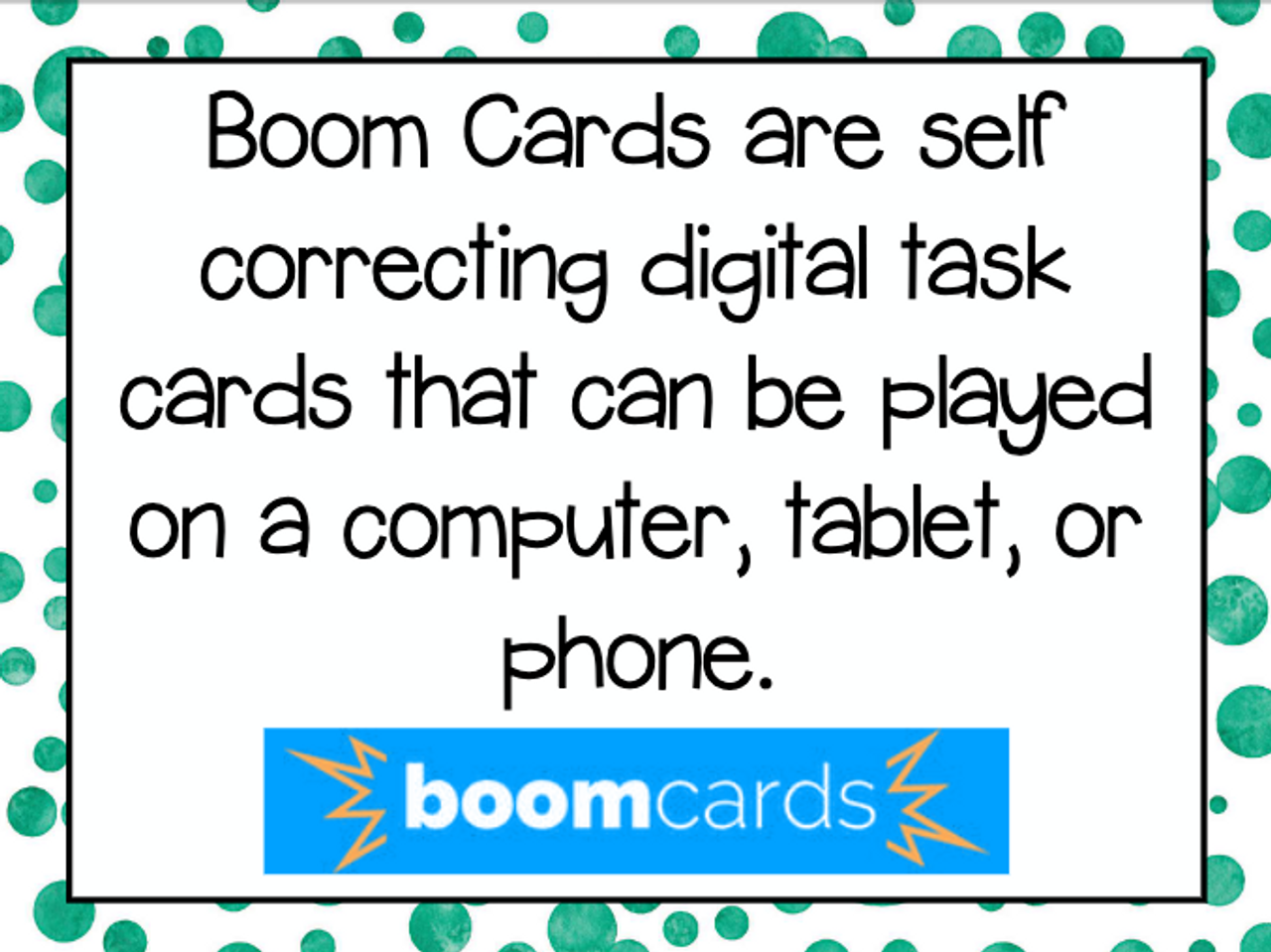 3rd Grade Place Value to the Thousands Boom Cards for Distance Learning