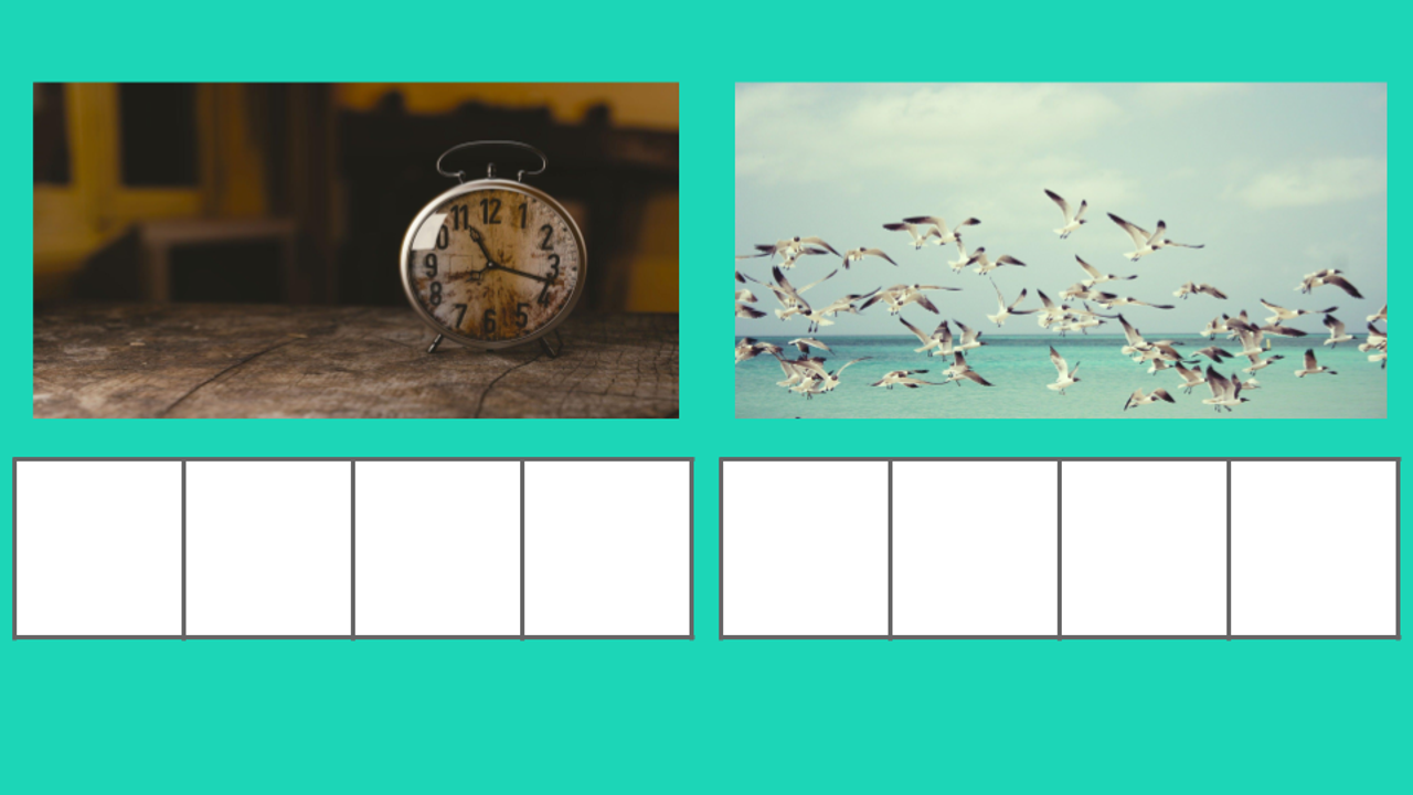 Digital Phonics CCVC Words (Beginning Blends) Slides Presentation (Remote Ready Resource)