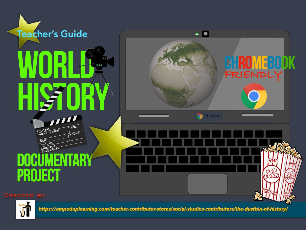 Documentary Project (World History Edition)