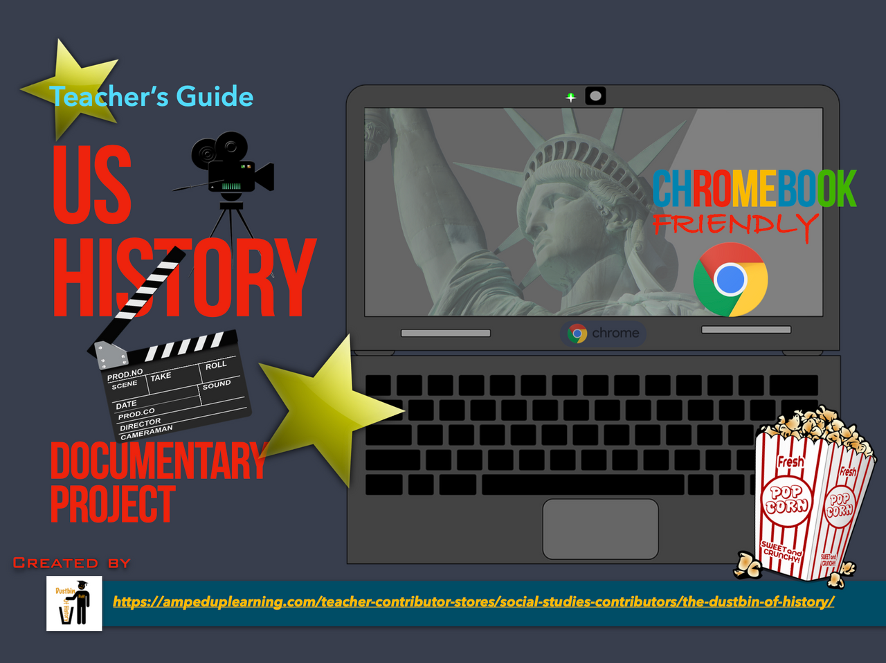 Documentary Project (US History Edition)