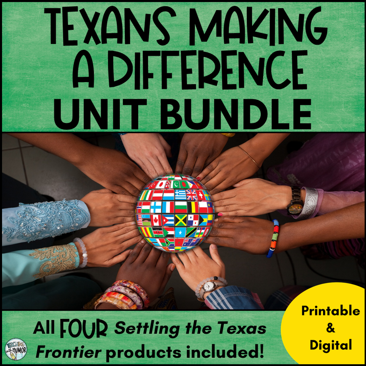 Texans Making a Difference ***BUNDLE***