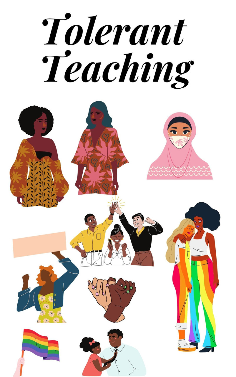 Tolerant Teaching has multiple texts, videos, activities that teach students compassion and therefore tolerance.
