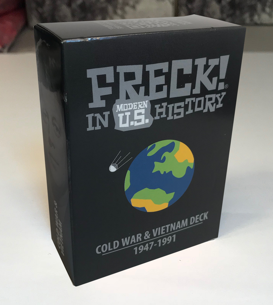 """Cold War & Vietnam"" DECK | FRECK! Modern U.S."