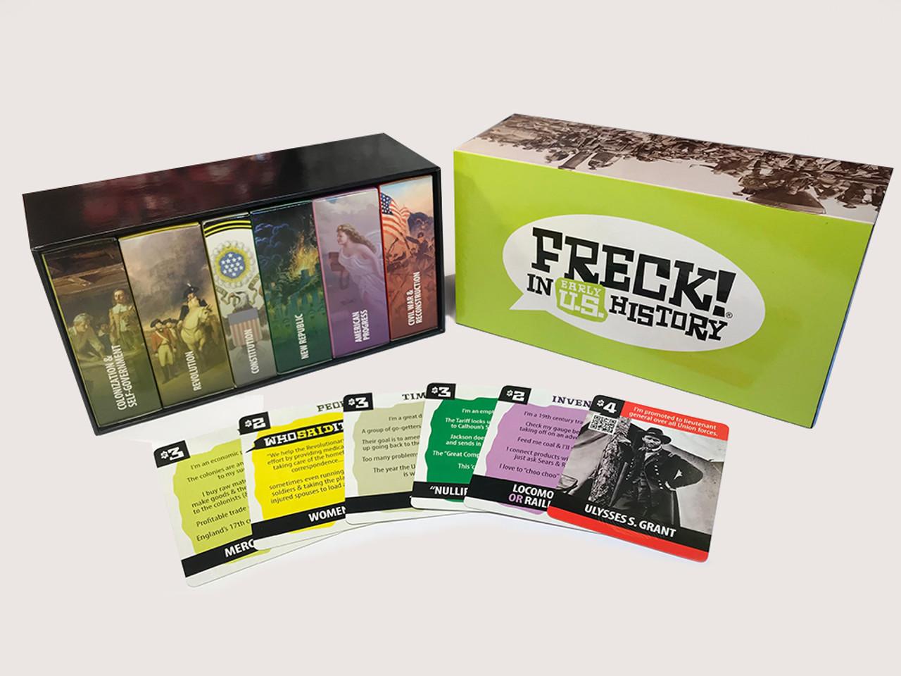 FRECK! Early U.S. (Exploration - Reconstruction) Set