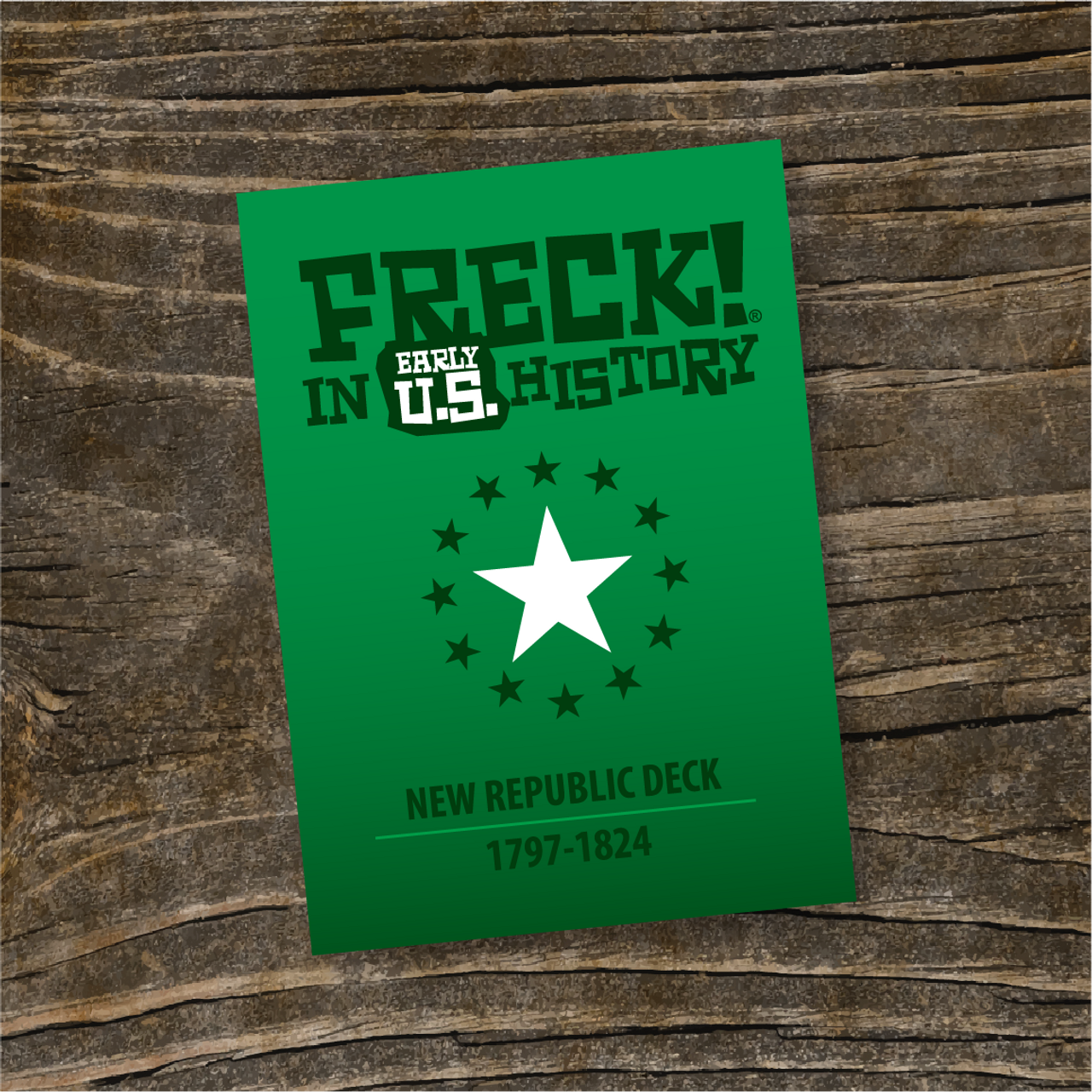 """New Republic"" DECK 