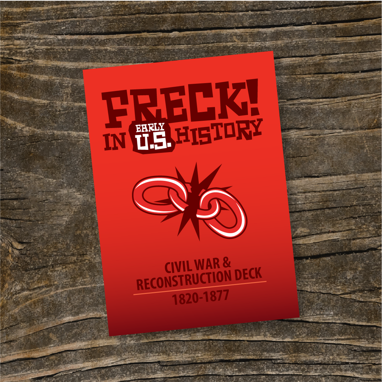 """Civil War and Reconstruction"" DECK 