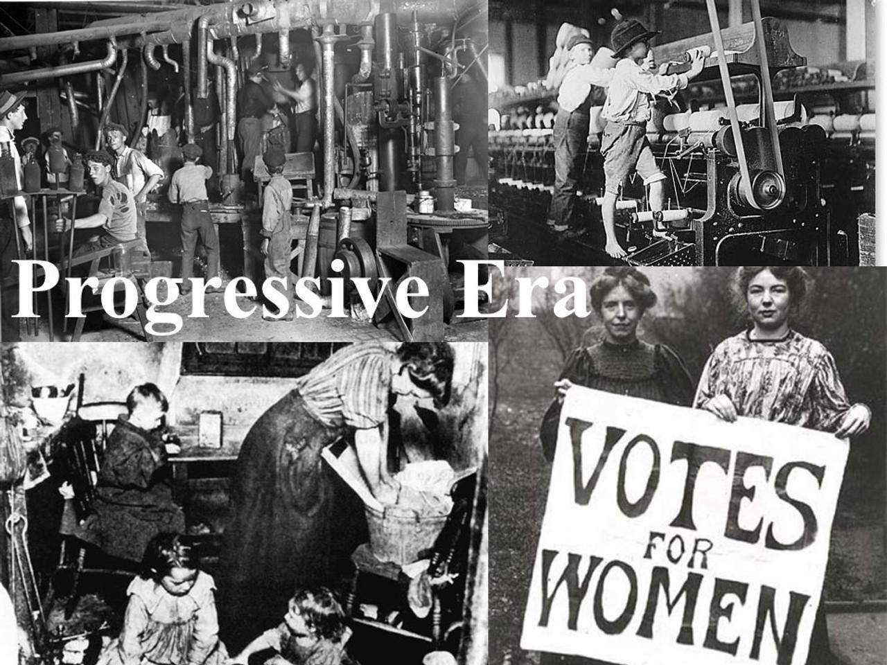 Progressive Era Notes w/ PPT