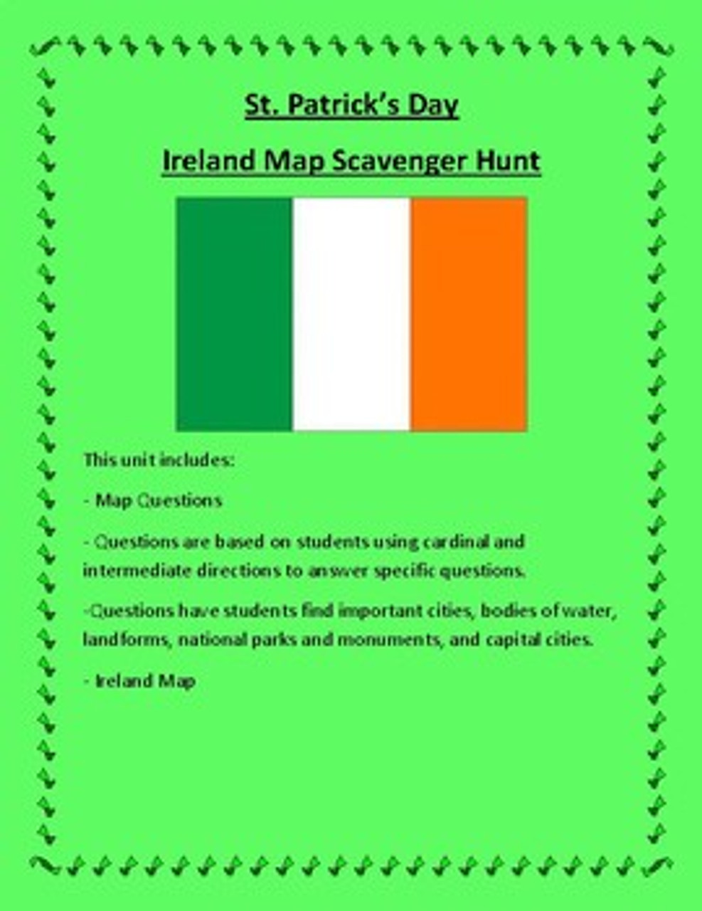 St. Patrick's Day Bundle