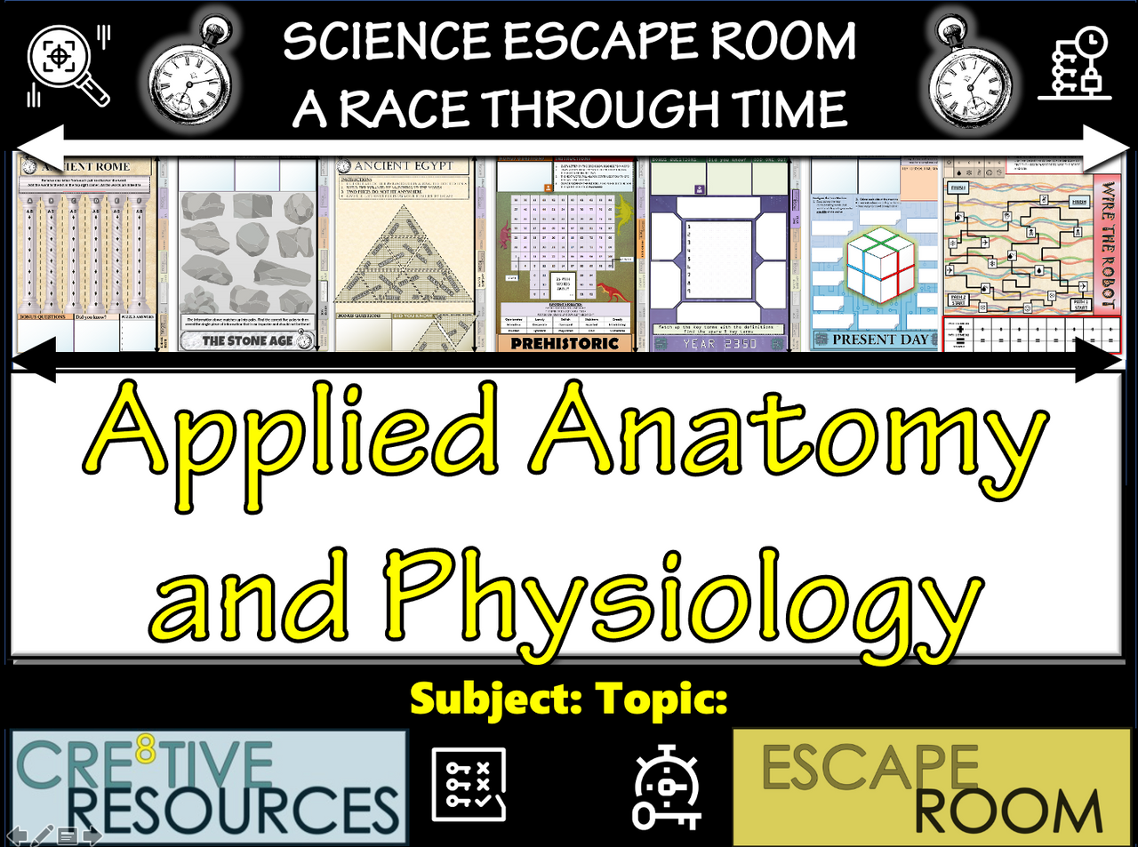Applied Anatomy and Physiology