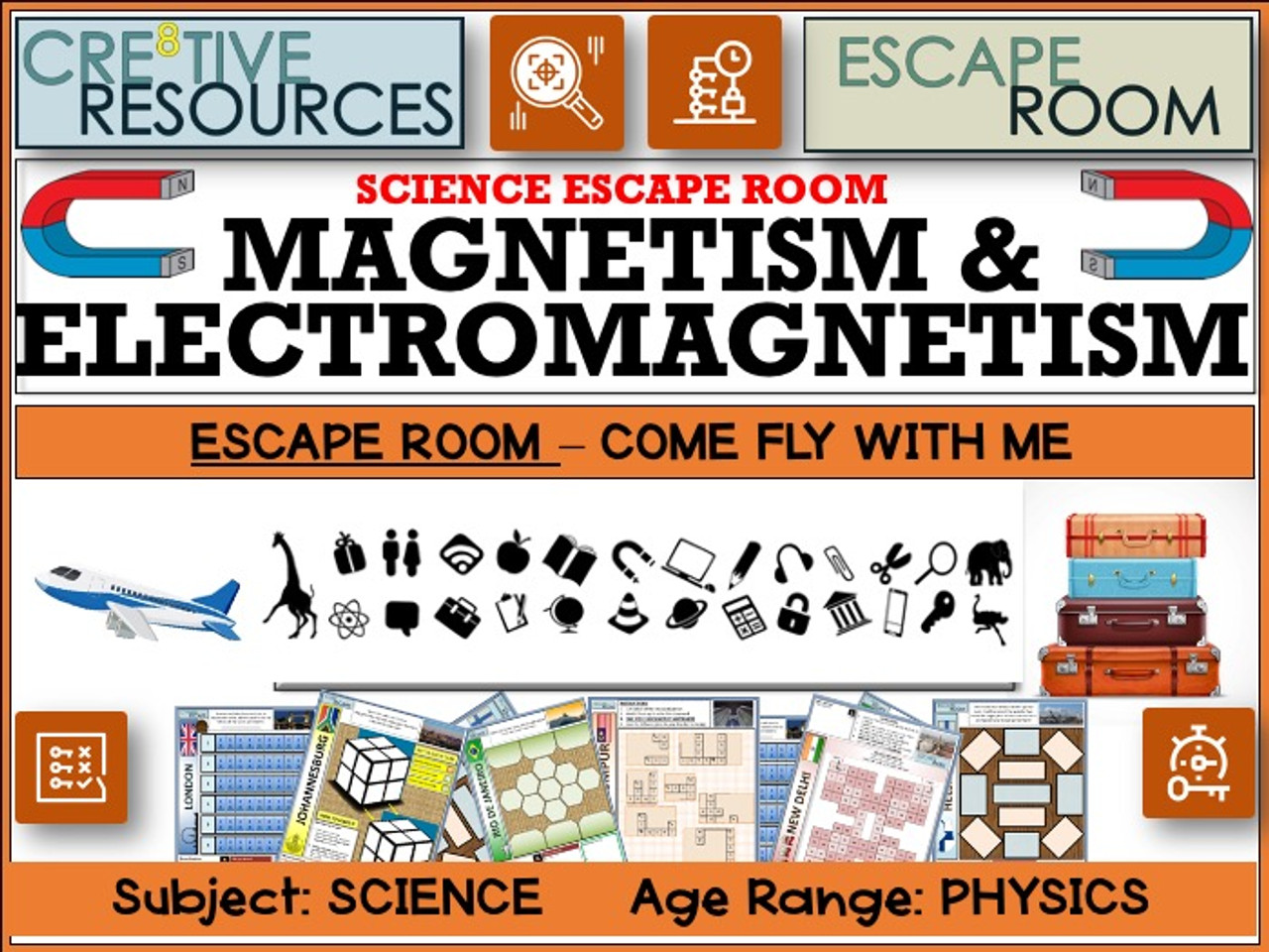 Magnetism and Electro Magnetism