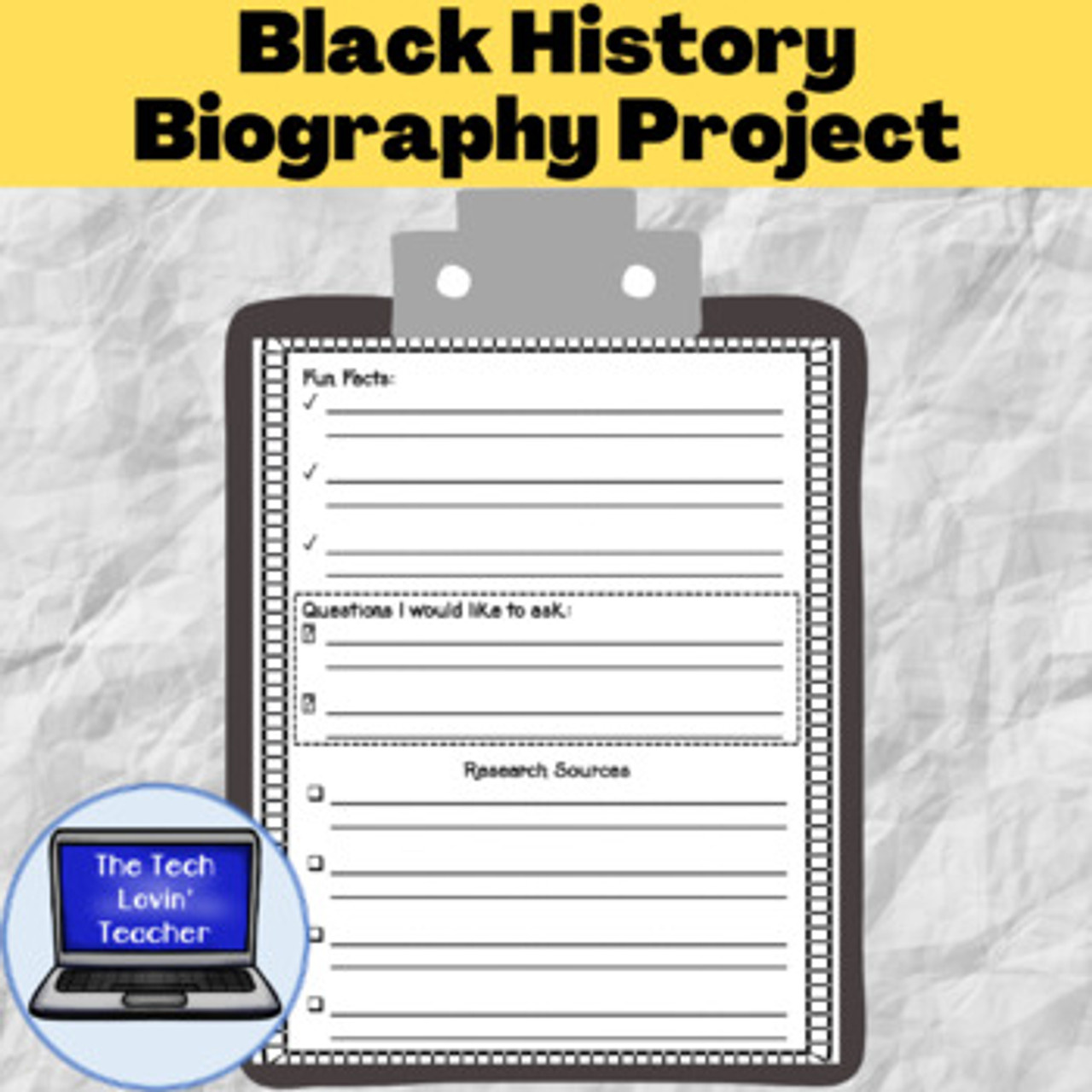 Black History Biographies Project-Civil Rights (Women)