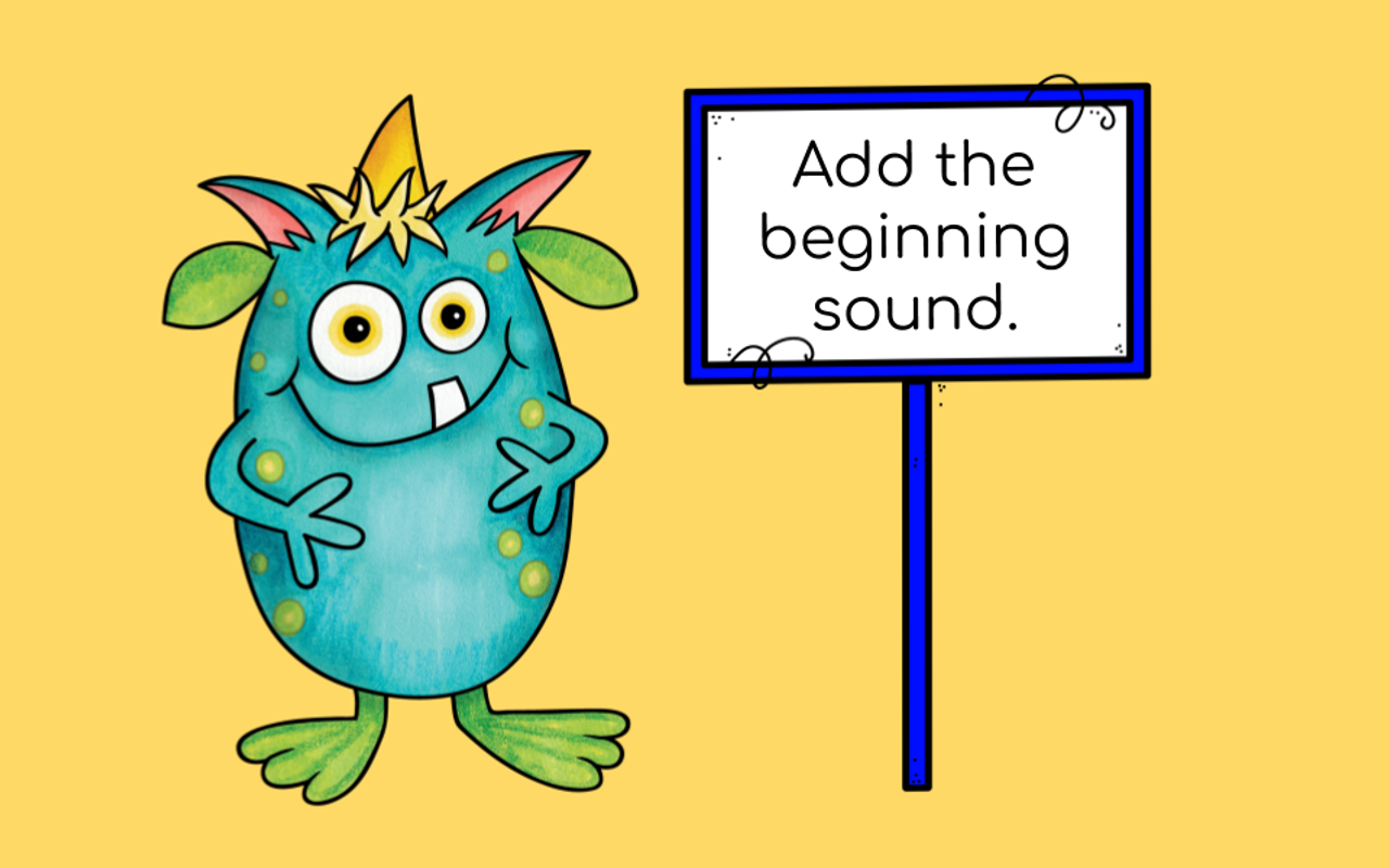 Structured Phonics Blending Board for VC and CVC with Continuant Sounds (Remote Ready Resource)