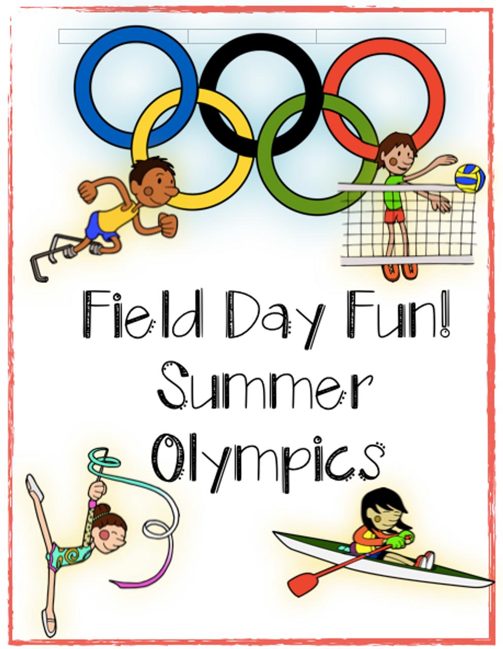 Field Day Summer Olympics Bundle