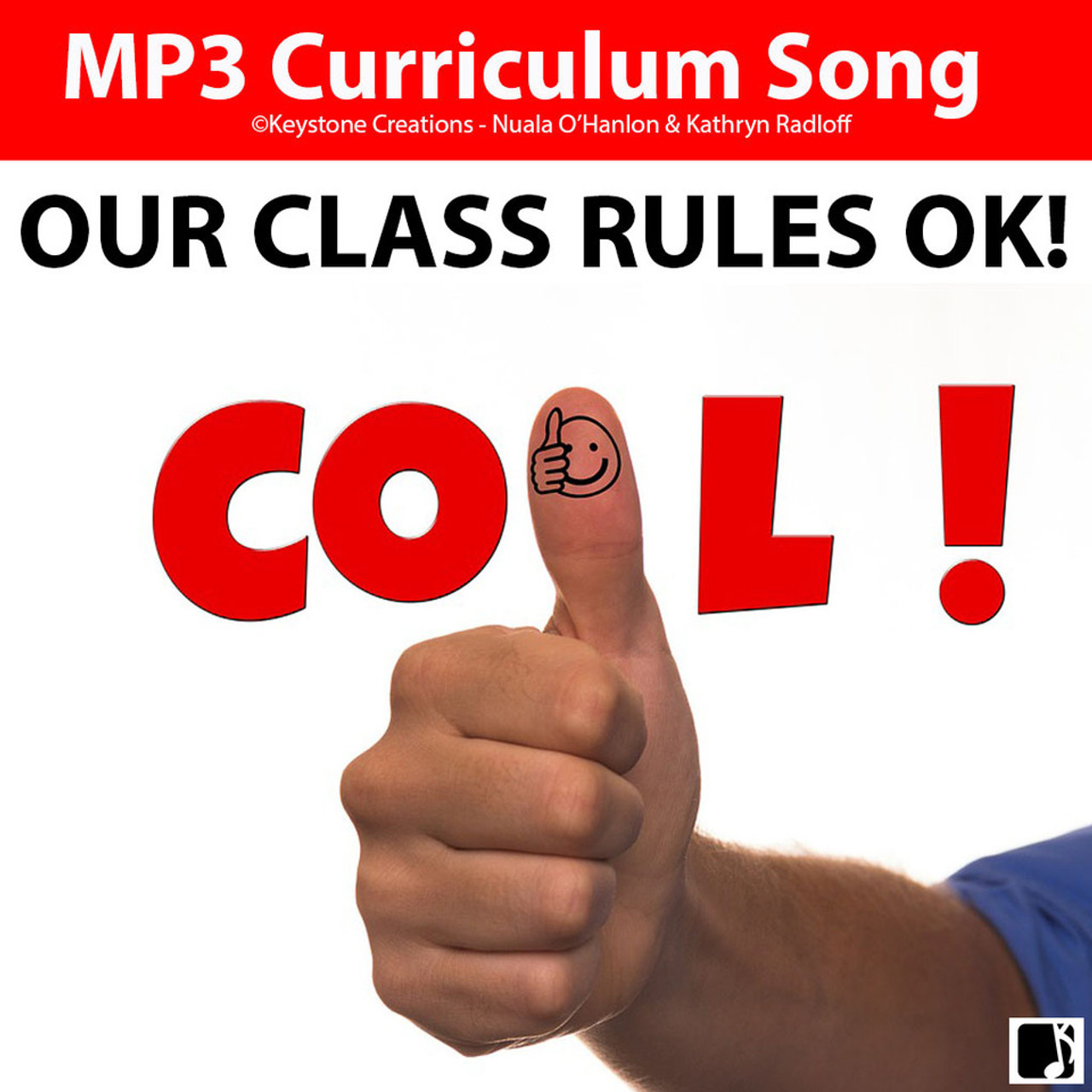 'SCHOOL'S IN!' (Grades K-3) ~ 5 Curriculum-Aligned Song Packages