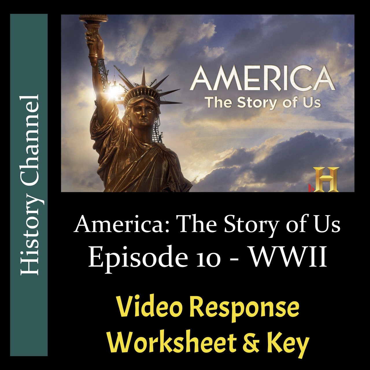 America The Story Of Us Episode 10 Wwii Video Response