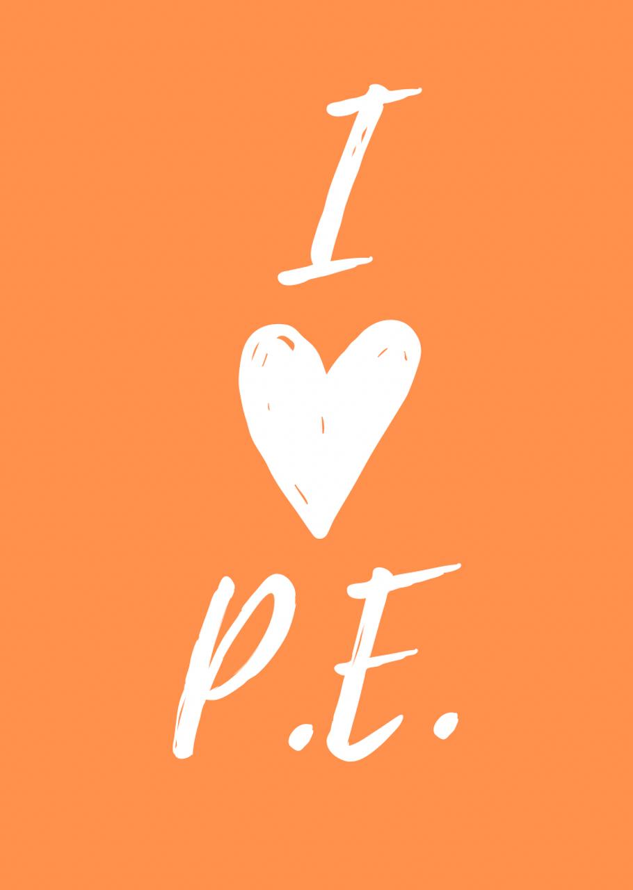 Six Positive PE Posters
