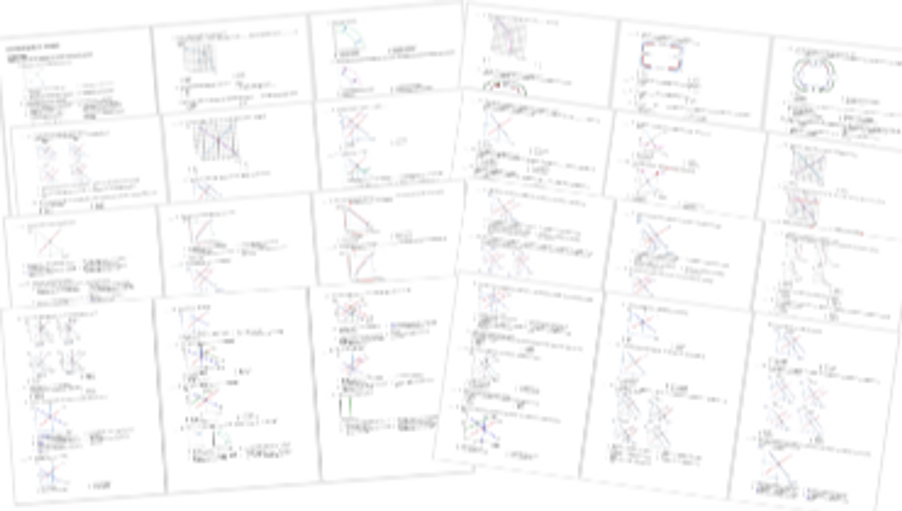 Bundle of Economics Graphing Review Packet, Test, Videos, and Power Point