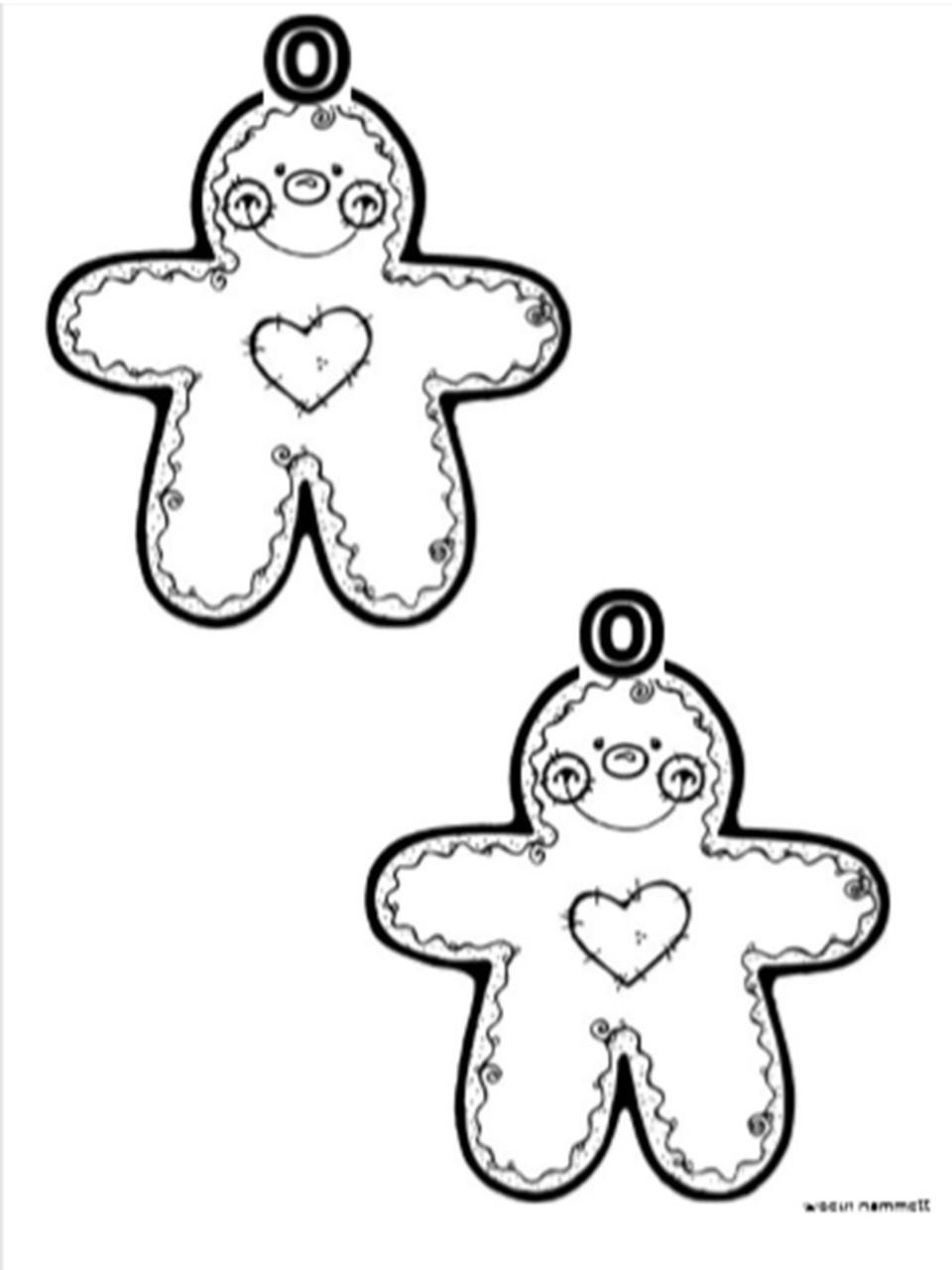 Christmas Tree Ornaments - FREE
