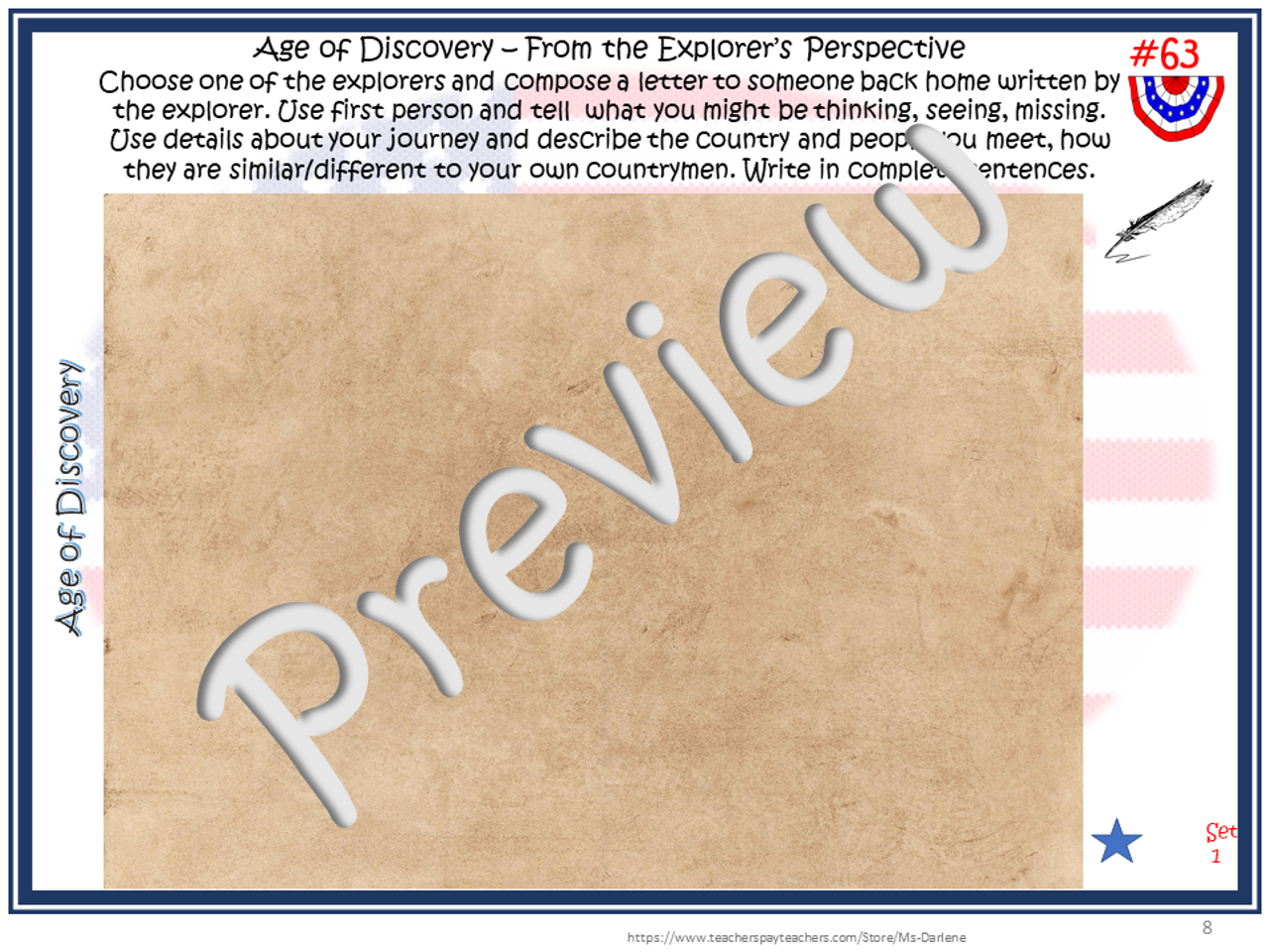 Age of Discovery~Task Cards~Social Studies~Worksheets/Charts~Social Studies Weekly