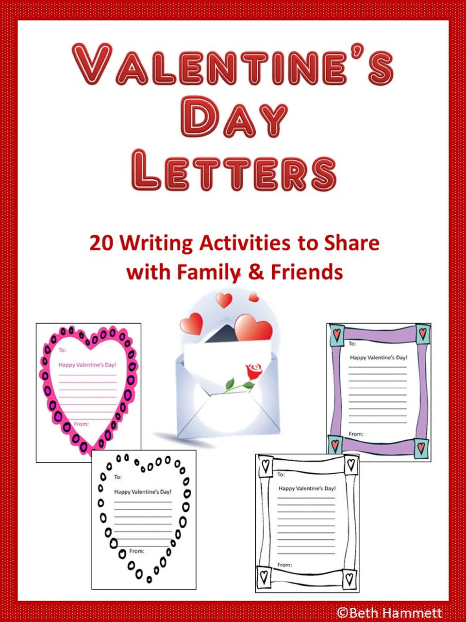 Valentine's Day Letters (FREE)