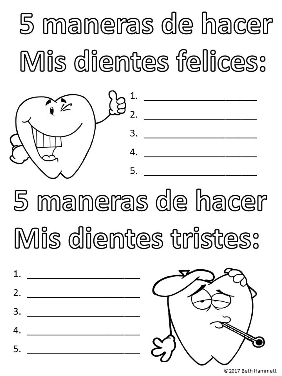 Mes Dental en Español