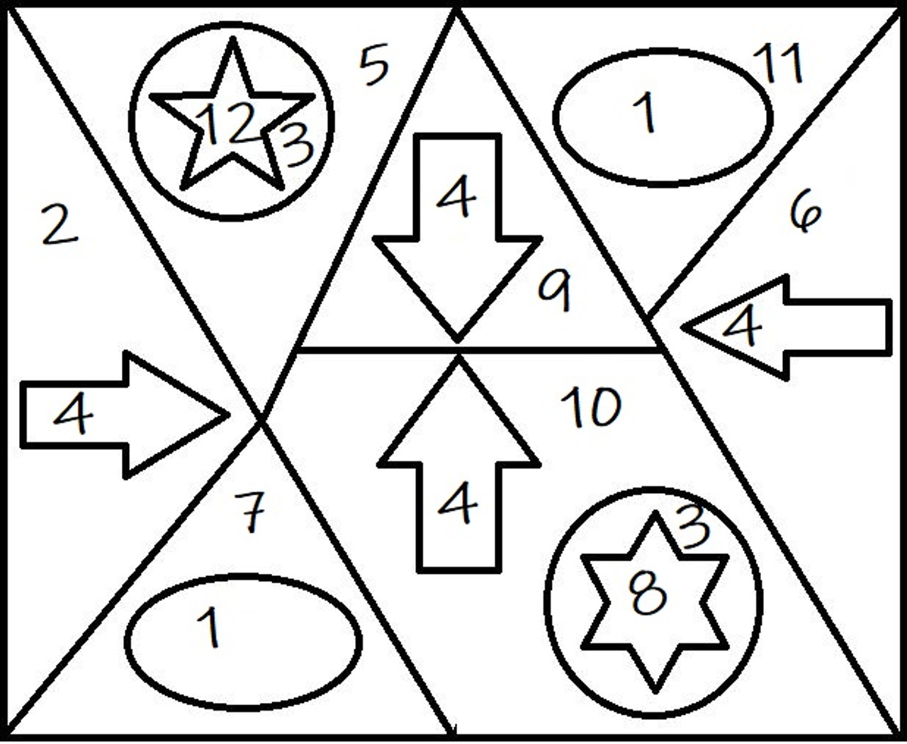 COLORING ACTIVITY: SOLVING MULTI-STEP EQUATIONS