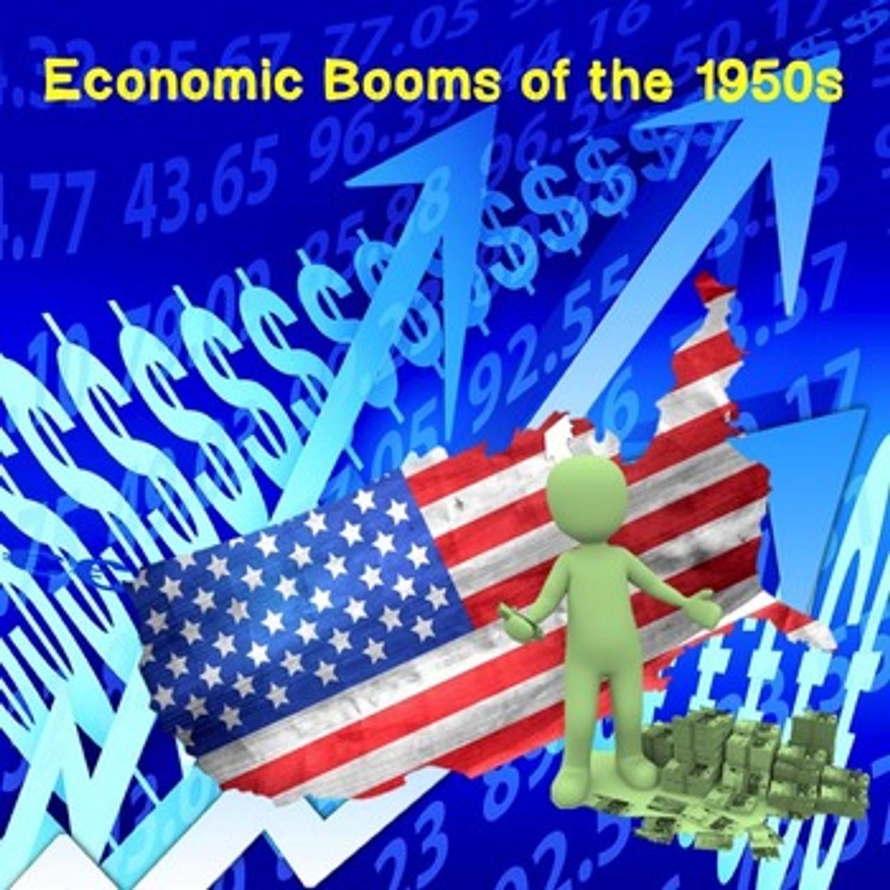 Economic Booms of the 1950s Webquest