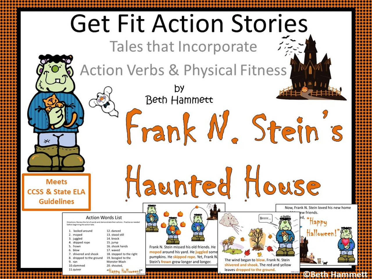 Holiday Bundle: Get Fit Action Stories