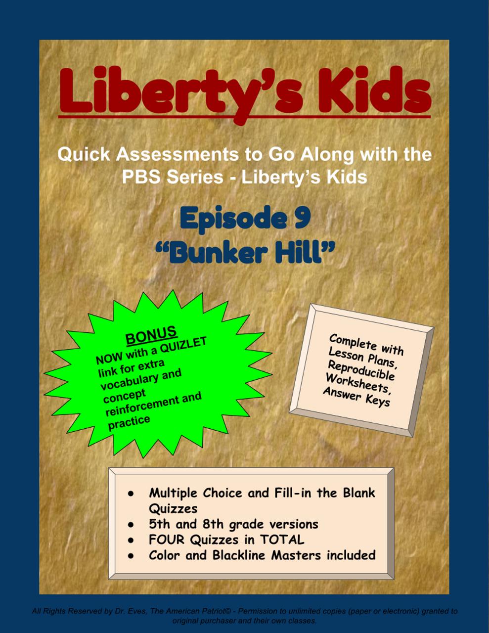 Liberty's Kids - Episode 9 -